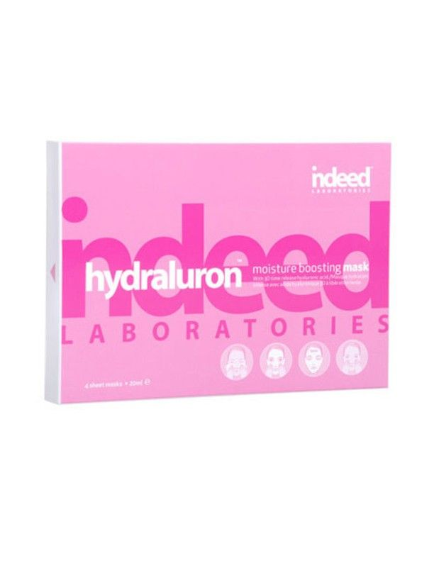 Indeed Laboratories Hydraluron Moisture Boosting Mask