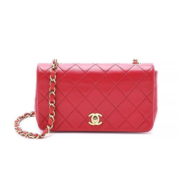 Chanel Full Flap Bag (vintage)