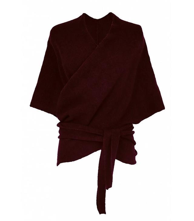 Tibi Knit Convertible Shawl