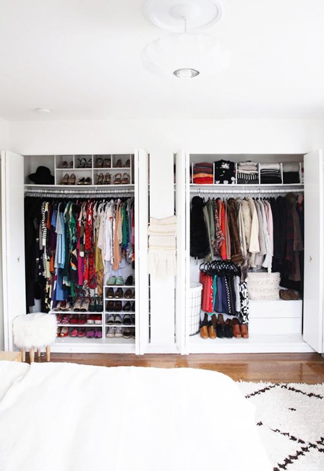 Closet #2: After