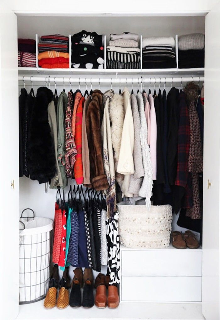Attractive 3 Amazing Closet Makeovers: See The Before And After Pictures | Who What  Wear