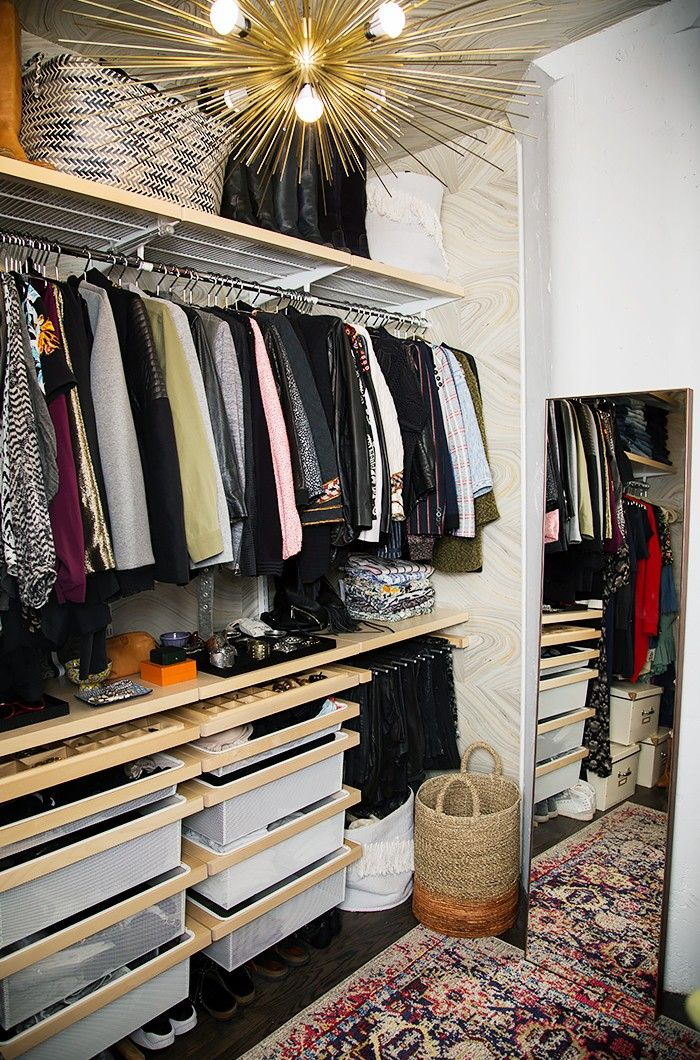 Nice 3 Amazing Closet Makeovers: See The Before And After Pictures | Who What  Wear