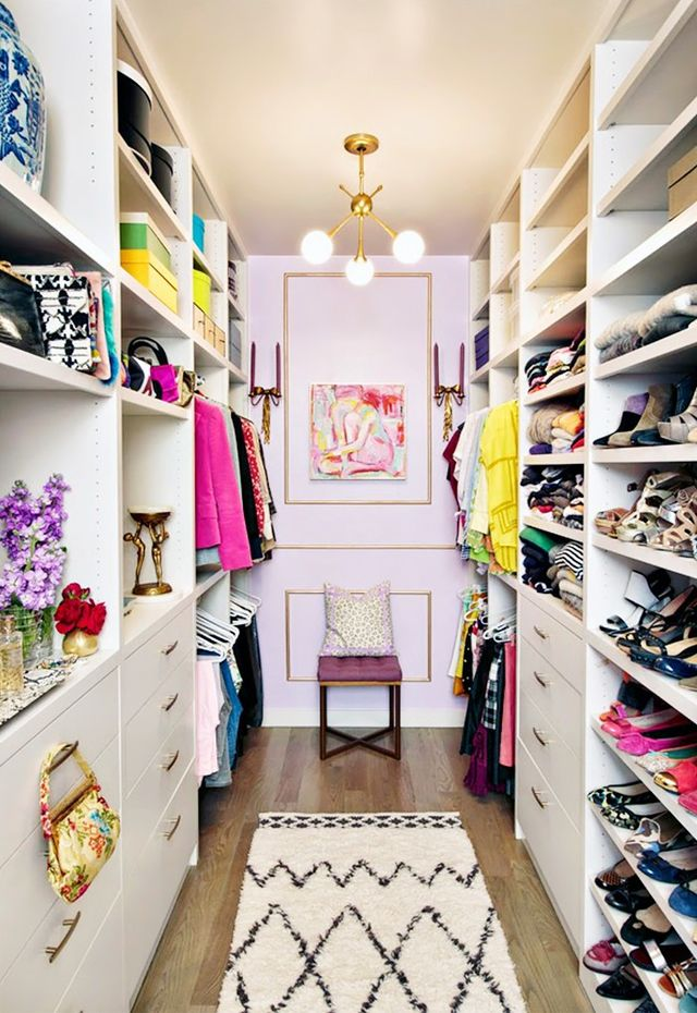 3 amazing closet makeovers see the before and after for Amazing closets