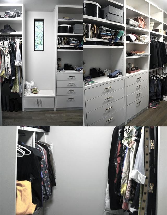 Closet #3: Before