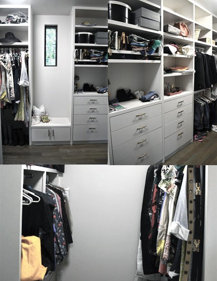 3 Amazing Closet Makeovers: See The Before And After Pictures | Who What  Wear