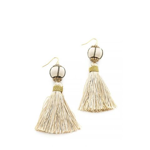 The Novarro Tassel Earrings