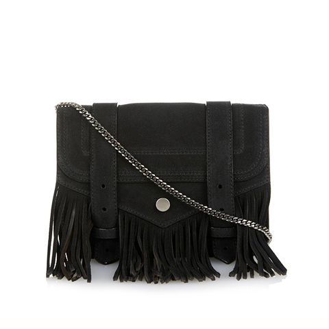 PS1 Fringed Chain Clutch