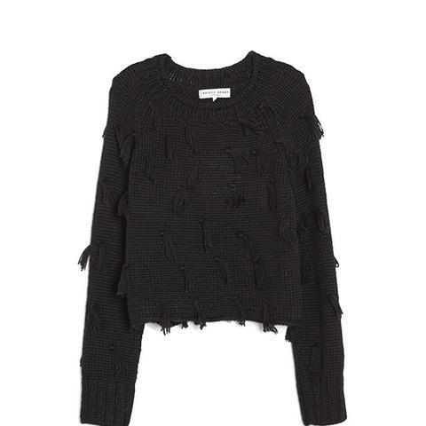 Luluc Fringe Sweater