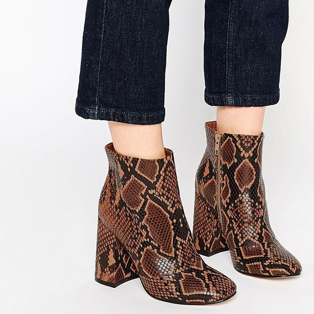 #TuesdayShoesday: Our Favorite Boots on ASOS Right Now