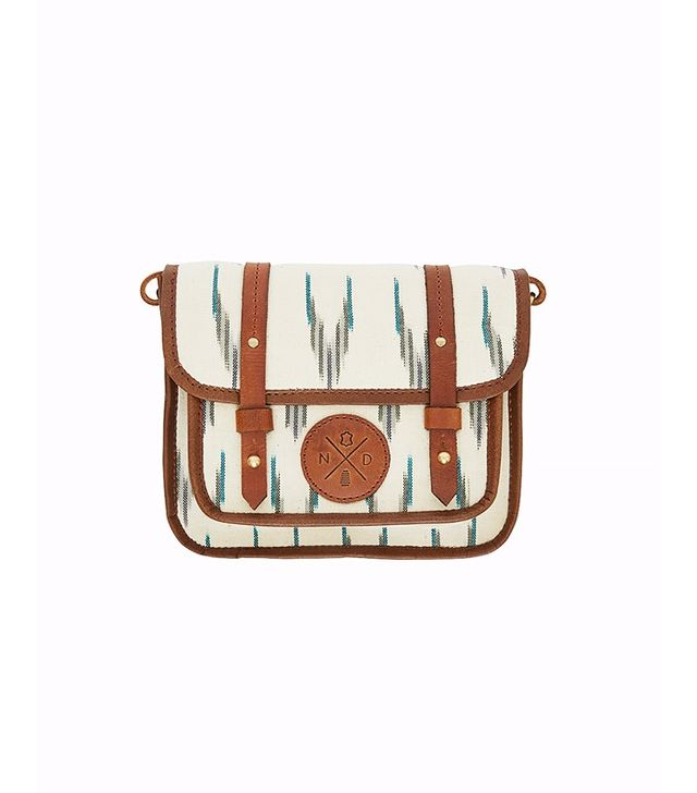 The Little Market Small Ikat Satchel