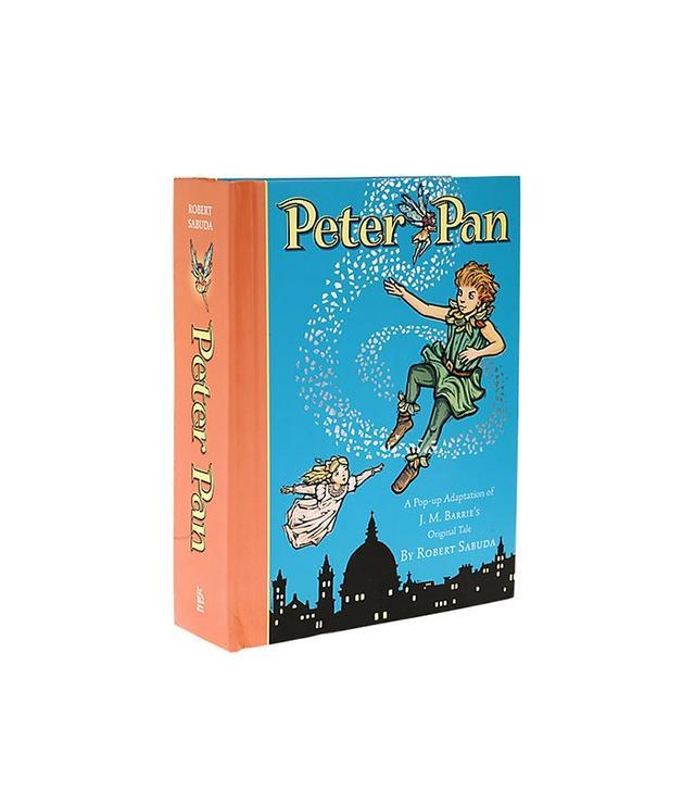 Peter Pan Collectible Pop-Up by Robert Sabuda