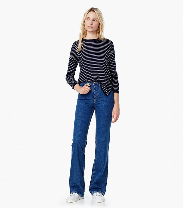 Mango Kate High Waist Jeans