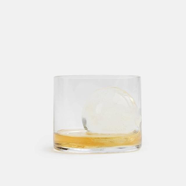 Deborah Ehrlich Simple Crystal Rocks Glasses (Set of Two)
