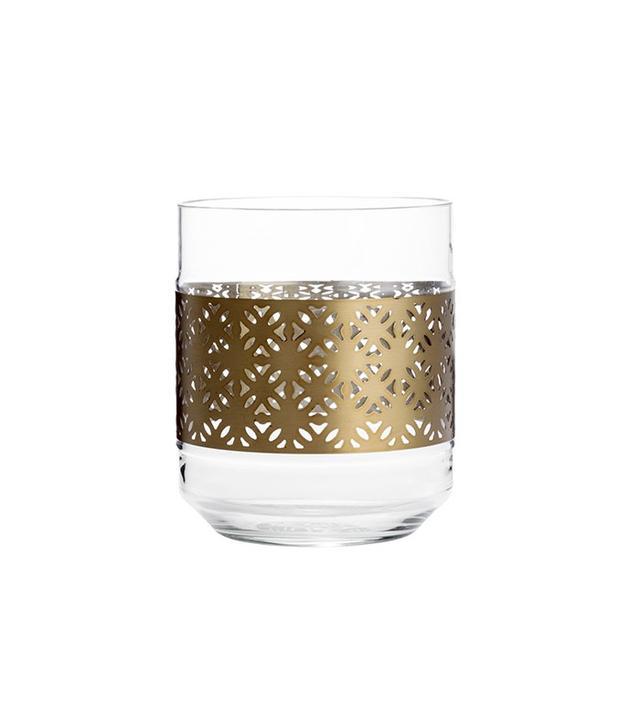 H&M Small Glas Vase