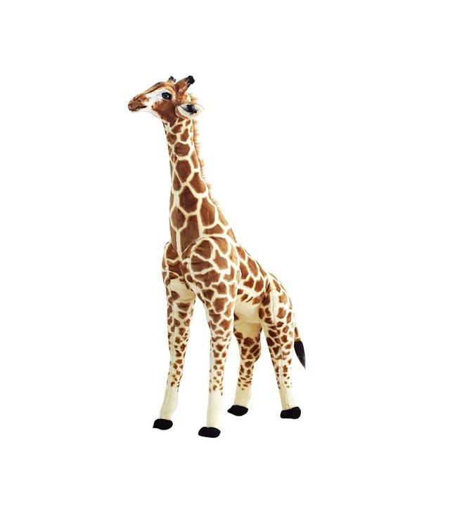 Pottery Barn Kids Jumbo Giraffe Plush