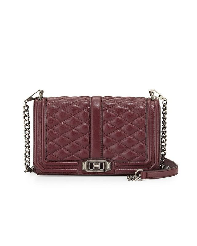 Rebecca Minkoff Love Quilted Crossbody Bag