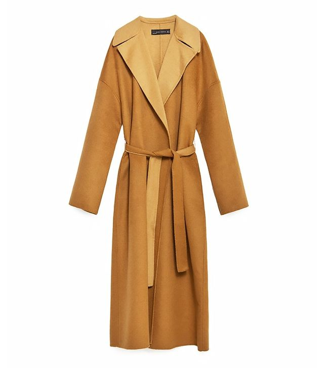 Zara Hand Made Coat