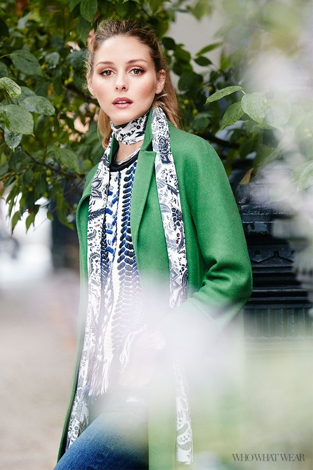 Who What Wear: Who has been the most influential person in your fashion career?Olivia Palermo: My mother and aunt are huge influences. The have such great style and grace.