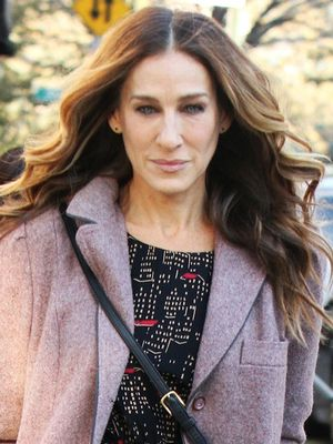 Your First Look at What SJP Is Wearing on Her New Show