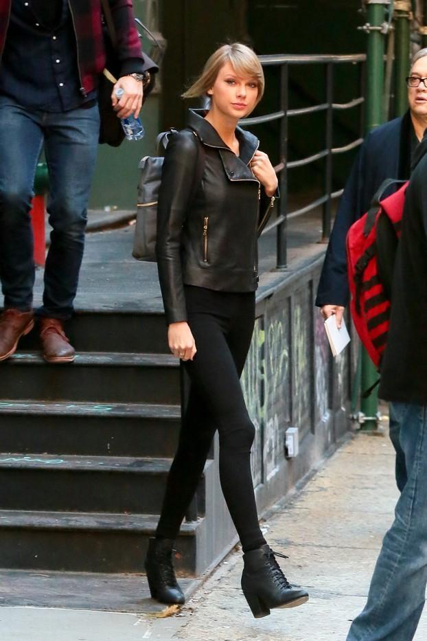 How Your Favorite Celebrities Wear Moto Jackets | WhoWhatWear