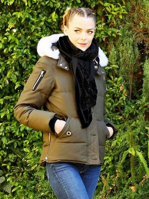 The Jacket Jaime King Will Be Wearing All Winter