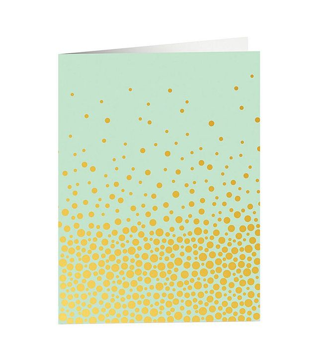 Paper Source Foil Confetti Pocket Folders