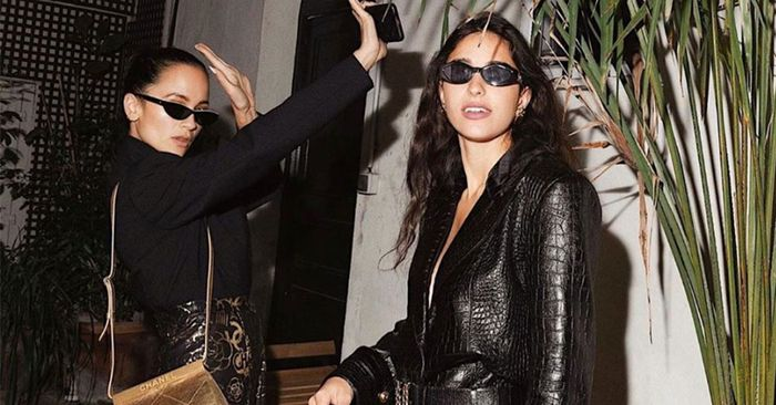 The Cool Girl's Guide to Dressing for NYE