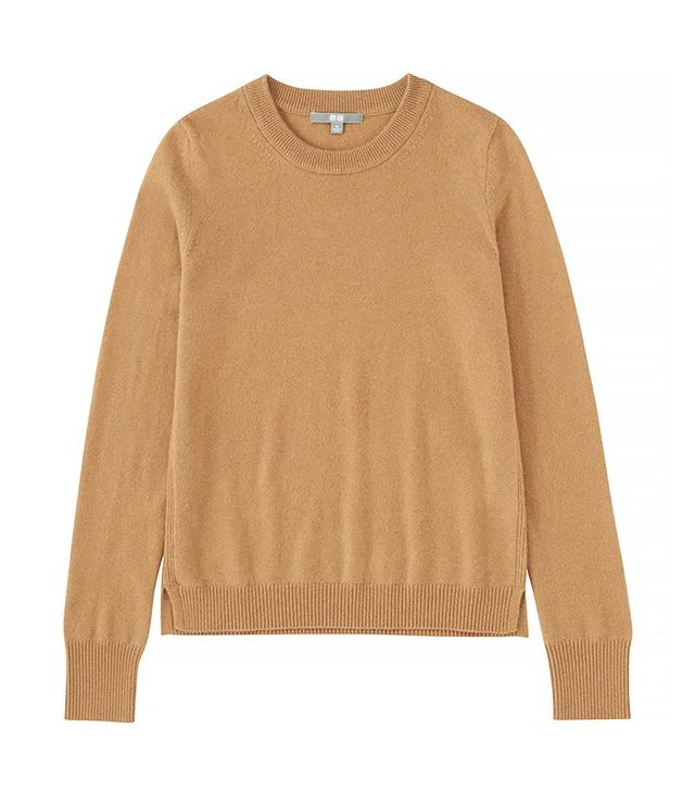 Uniqlo Cashmere Crewneck Sweater