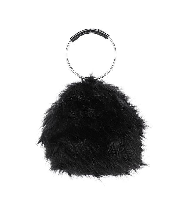 Want Crazy Fur You Faux Fur Bag