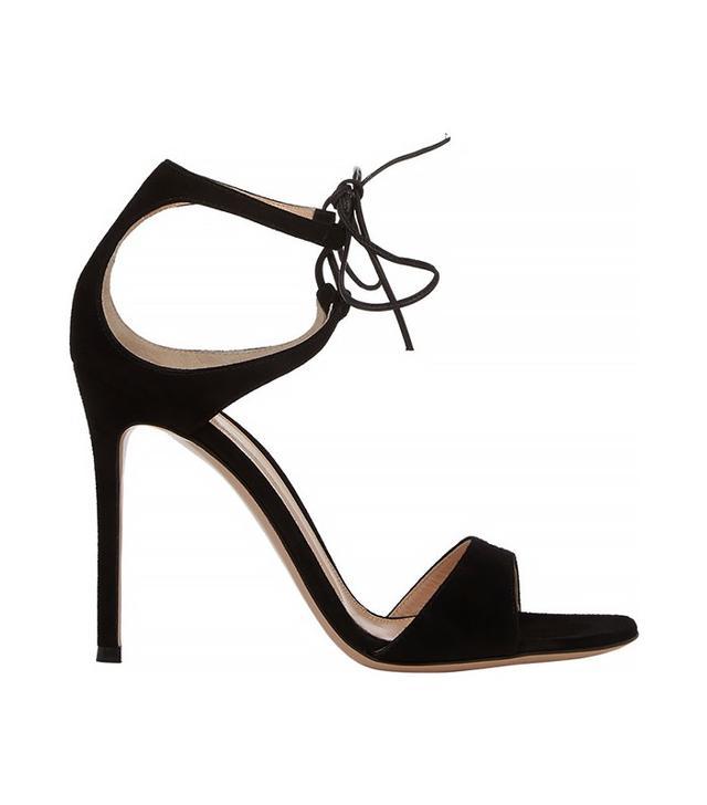Gianvito Rossi Darcy Double-Strap Sandals