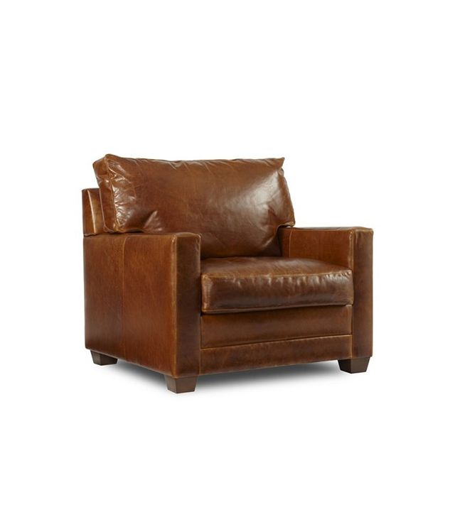 Lawson Leather Chair