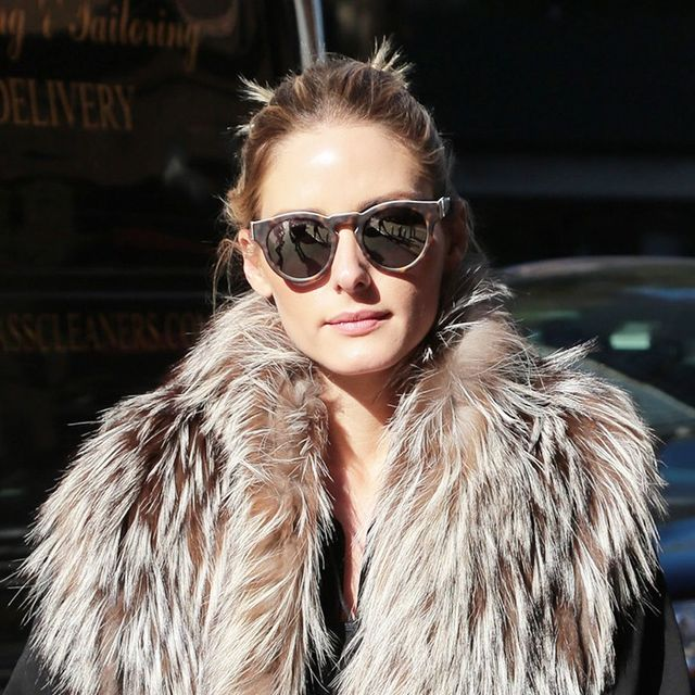 Olivia Palermo's Five-Second Style Tip Will Make You More Fashionable