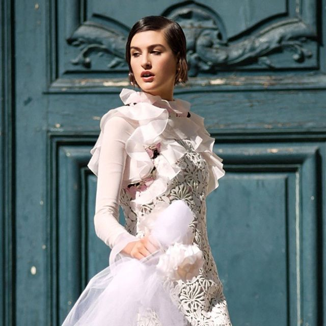 11 Whimsical Wedding Looks for the Non-Traditional Bride