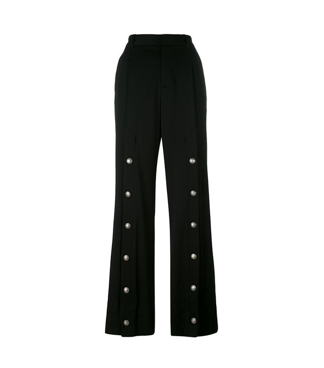 Y Project Studded Detail Tailored Trousers