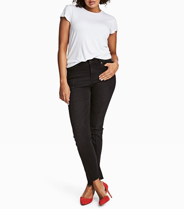 H&M+ Straight Regular Jeans