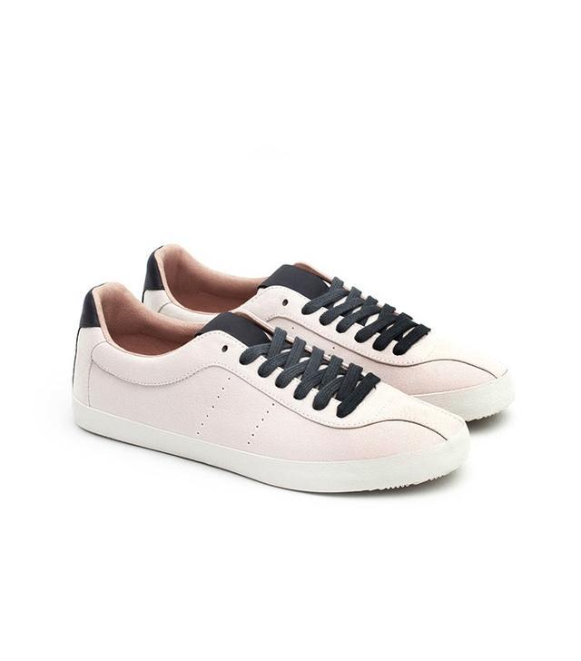 Zara Plimsoll Sneakers