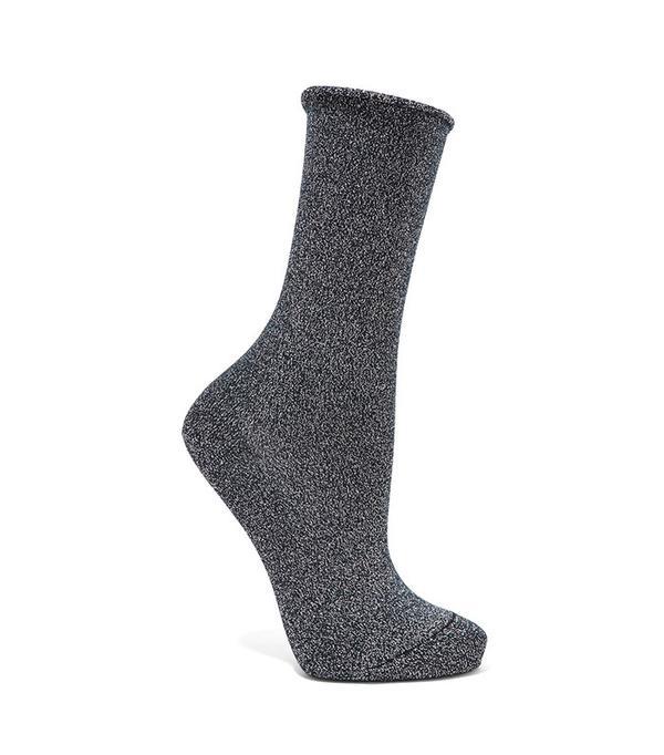 Falke Metallic Knitted Socks