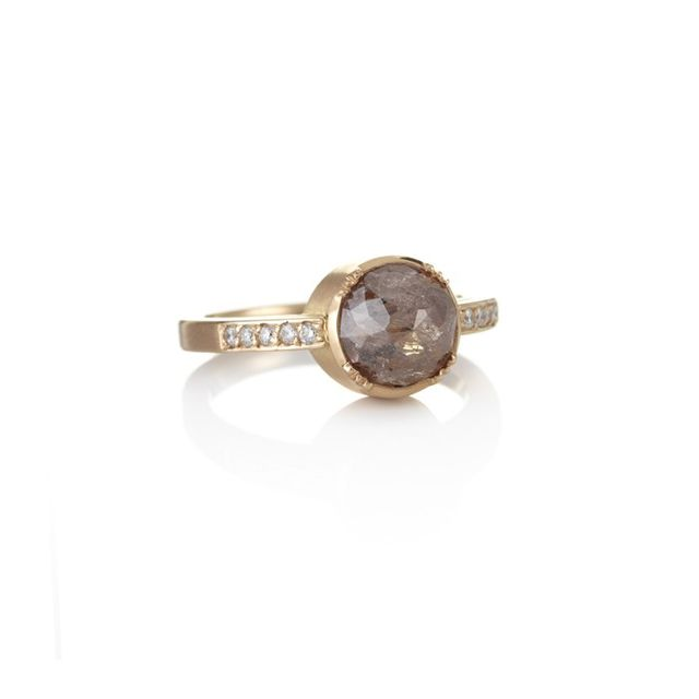 Brooke Gregson Diamond Meteor Ring