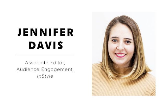 WHO WHAT WEAR: What are some of the reactions you get when you tell people you're a social media editor? JENNIFER DAVIS: When I first started as a social media editor two years ago, the role was...