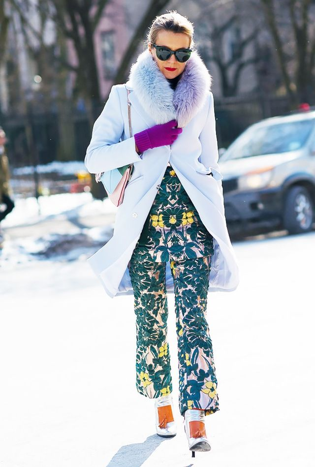 The Risk Taker: Natalie Joos Natalie Joos, the founder of Tales of Endearmentand the recent e-commerce component Tales of Vintage, is a breath of fresh air on the street style scene. Clad...