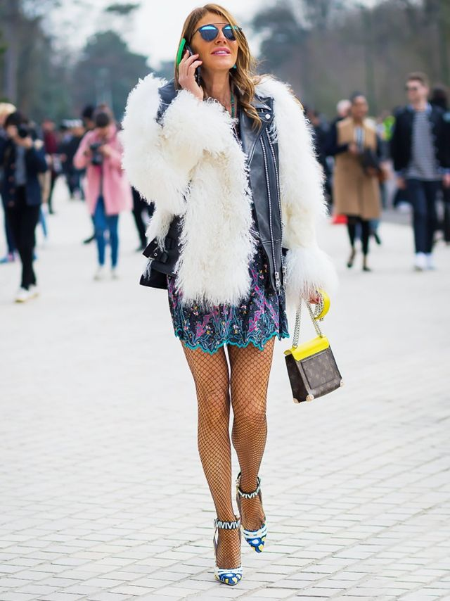 Best Runway to Real Way: Anna Dello Russo That look you saw in the Chanel show? Odds are pretty good Anna Dello Russo will be wearing it the next day—only better than the model. Come...