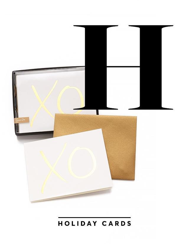Garance Dore x Rifle Paper Co. Greeting Card Set