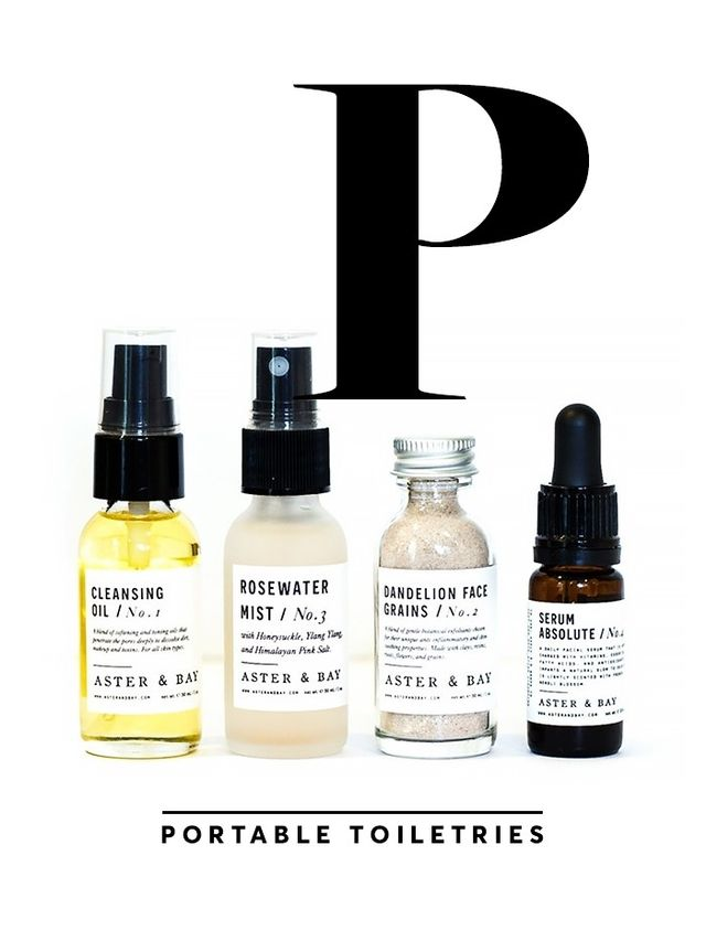 Aster + Bay Essential Travel Kit