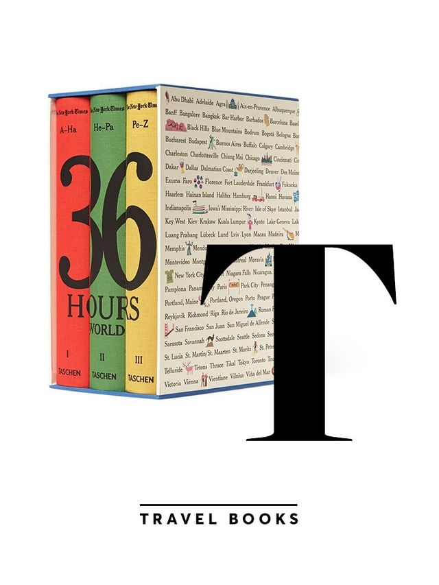 The New York Times 36 Hour World Book Set