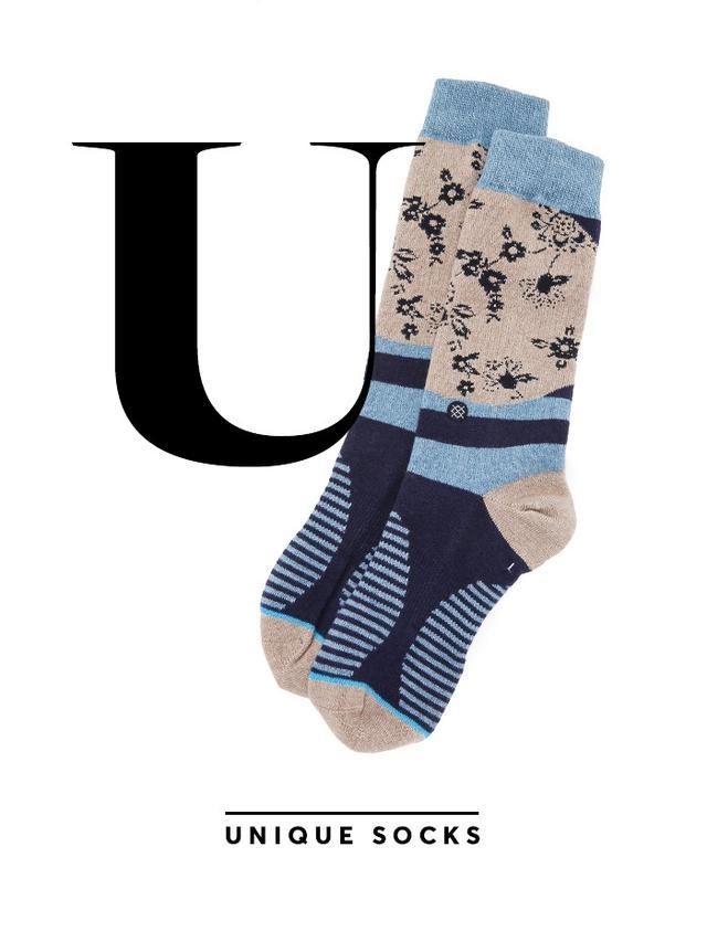 Stance Top Stitch Radius Socks