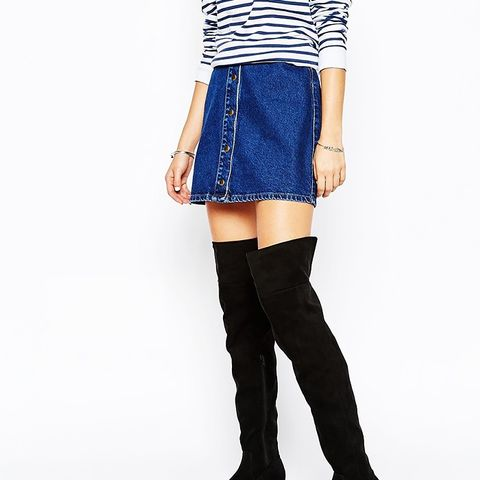Kiss Me Quick Over the Knee Boots