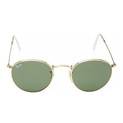 Round Metal 3447 Sunglasses