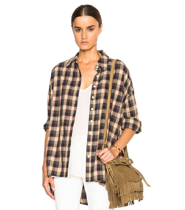 The Great Big Flannel Top