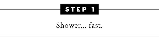 Whether you shower at the gym or wait until you return home before work, it's imperativethat you get the job done fast. I do this by focusing my cleansing routine on what I'll refer to as...