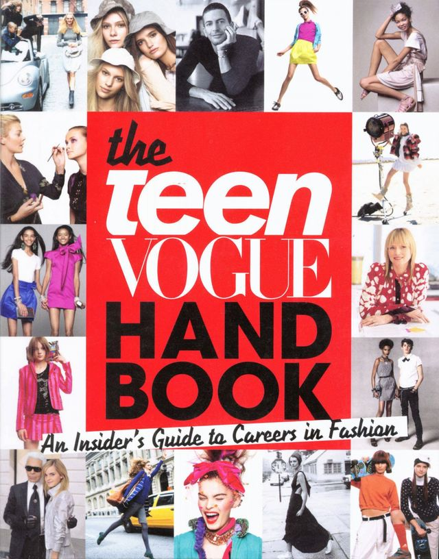 The Teen Vogue Handbook by Teen Vogue